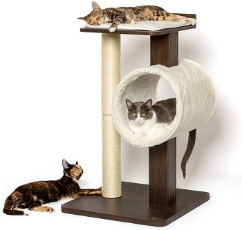 PetFusion Contemporary Cat Condo Tree Review