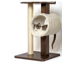 PetFusion Contemporary Cat Condo Tree Summary