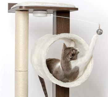 PetFusion Contemporary Cat Condo Tree