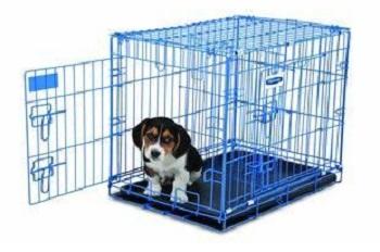 Petmate Puppy Training Retreat Kennel