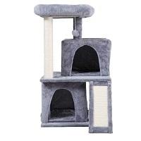 Sandinrayli Cat Towers 2 Cats Summary