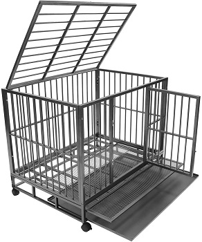 SmithBuilt Heavy Duty Dog Crate Cage Review