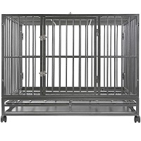 SmithBuilt Heavy Duty Dog Crate Cage Summary