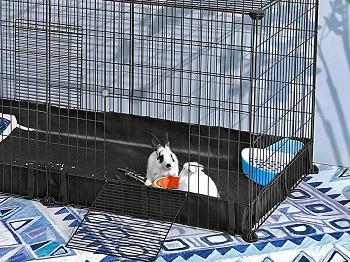 Songmics Indoor Bunny Pen