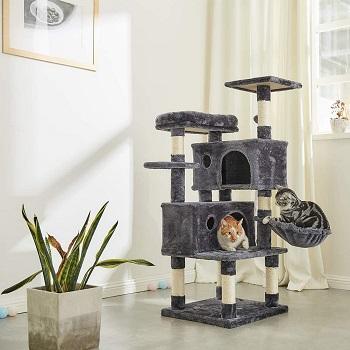 Superjare Cat Tree Spacious Large Review
