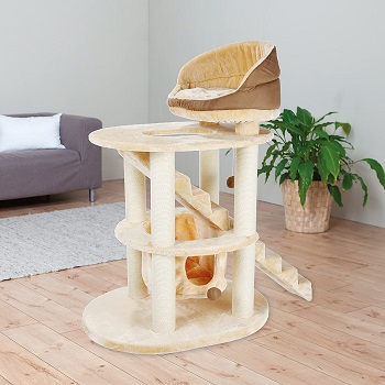 Trixie Step Ladder Cat Tree Review