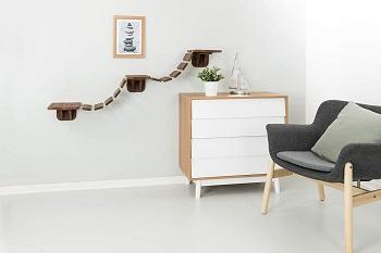 Trixie Wall-Mounted Cat Tree Bridge