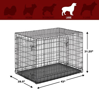 Ultima Pro MidWest Dog Crate