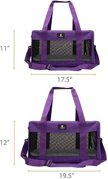 X-ZONE PET Travel Carrier Review