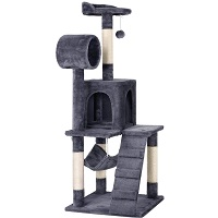 Yaheetech Cheap Cat Towers For Large Cats Summary