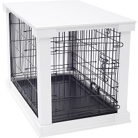 BEST METAL EXTRA LARGE DOG CRATE FURNITURE Summary