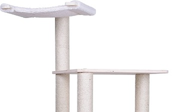 best cat tree with large perches