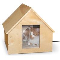 best heated cat tree house outdoor Summary