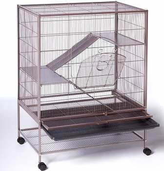 prevue rabbit cage