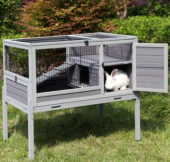 Aivituvin 39.7 Rabbit Hutch