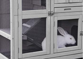 Aivituvin 47 Rabbit Hutch
