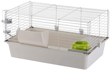 BEST 2 STORIES BABY BUNNY CAGE