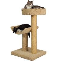 BEST 2-TIER CAT BED TREE summary