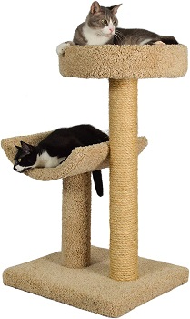 BEST 2-TIER CAT BED TREE
