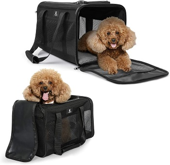 BEST AIRLINE APPROVED EXTRA SMALL DOG CRATE