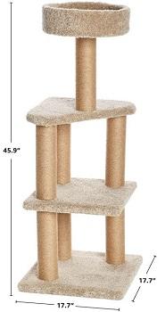 BEST CARPET AESTHETIC CAT TREE
