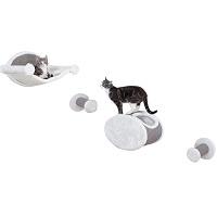BEST CARPETED CAT CLIMBING SHELVES summary