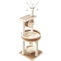 BEST CARPETED CAT TOWER TOY summary