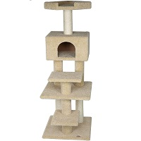 BEST CHEAP CARPETED CAT TREE summary