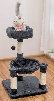 BEST CHEAP CAT TREE FOR SMALL APARTMENT