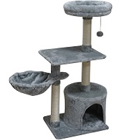 BEST CONDO CAT TOWER FOR FAT CATS summary