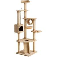 BEST CORNER 72 INCHES CAT TREE summary