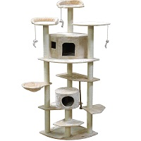 BEST CORNER ADULT CAT TOWER summary