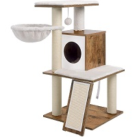 BEST CORNER AWESOME CAT TREE summary