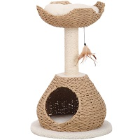 BEST CORNER BOHO CAT TREE summary