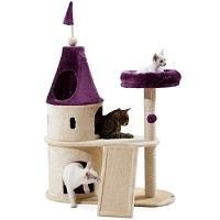 BEST CORNER CASTLE CAT TREE summary