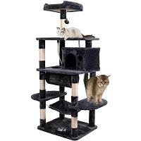 BEST CORNER CAT TREEHOUSE summary