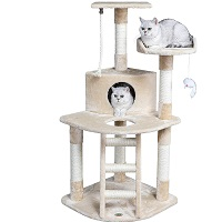 BEST CORNER LUXURY CAT TREE CONDO HOUSE summary