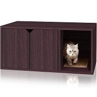 BEST ECO-FRIENDLY CAT TOWER LITTER BOX summary