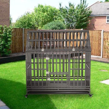 BEST EXTRA LARGE DOG CAGE FOR ROTTWEILER