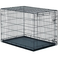 BEST EXTRA LARGE FOLDABLE METAL DOG CRATE Summary