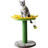 BEST FLOWER CAT CLIMBING TOY summary