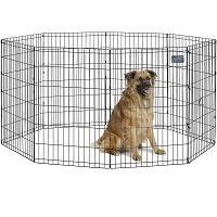 BEST FOLDING DOG CRATE PLAYPEN Summary