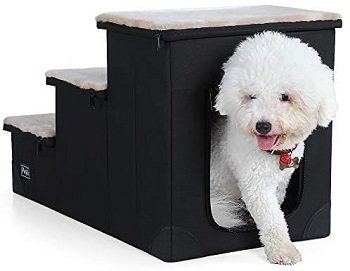 BEST FOLDING UNDER STAIRS DOG CAGE