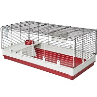 BEST FOR BUNNIES 2 STORY CAGE Summary