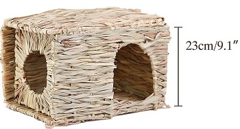 BEST FOR BUNNIES HIDE HOUSE