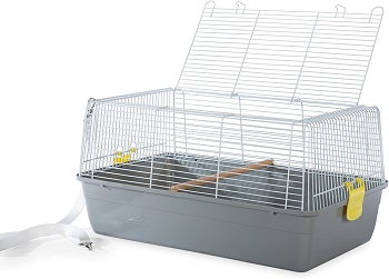 BEST FOR BUNNIES TRAVEL CAGE