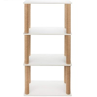 BEST FOR LARGE CATS BOOKCASE summary
