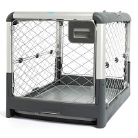 BEST FOR PUPPIES DOG CRATE DIVIDER WITH DOOR Summary