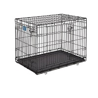 BEST FOR PUPPIES EXPANDABLE CRATE FOR DOGS Summary