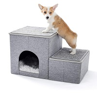 BEST FOR TRAVEL UNDER STAIRS DOG CAGE Summary
